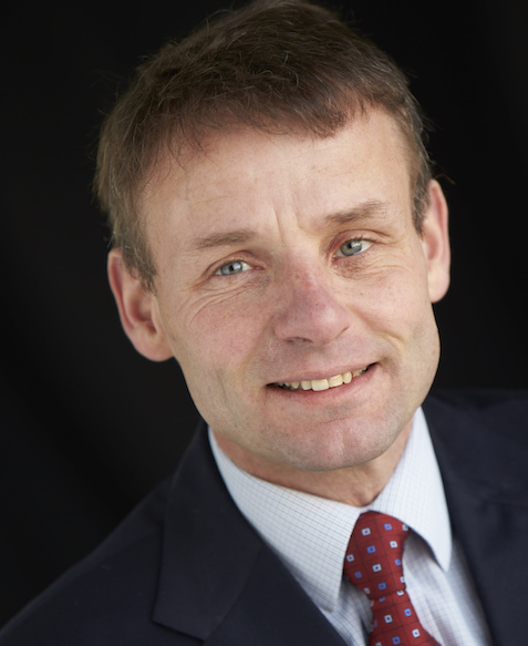 Mark Neild - empowering rehabilitation through entrepreneurship
