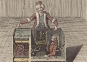 How a mechanical turk helps digital transformation