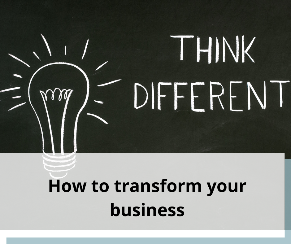 Innovation made simple: how to transform your business